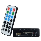 Digital Audio MP3 Player Module with Remote Controller for Car