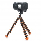 Waterproof 3-Mode LED Light w/ CREE Q3 / Tripod & Headlamp Strap (3 x AAA)
