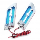 Universal Blue LED Side Marker Lights for Car (DC 12V/Pair)
