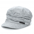 Stylish Casual Cap/Hat - Off-white