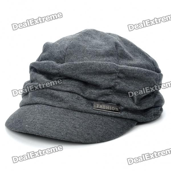Stylish Casual Cap/Hat - Dark Grey