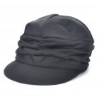 Stylish Casual Cap/Hat - Black