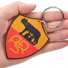 Cool Football Club Team Logo Keychain Decoration - A.S. Roma