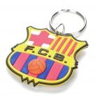 Cool Football Club Team Logo Keychain Decoration - Barcelona