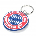 Cool Football Club Team Logo Keychain Decoration - Bayern Munchen