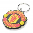 Cool Football Club Team Logo Keychain Decoration - Manchester United