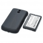 Replacement 3.7V/3000mAh Battery Pack + Back Case for Blackberry 9000 - Black
