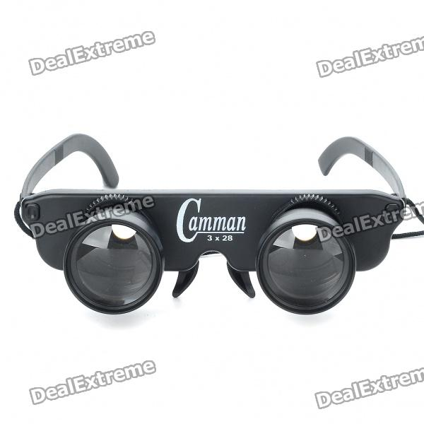 3x28-glasses-style-fishing-binoculars-telescope-black