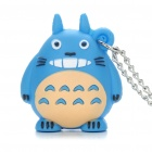 Cute Totoro Style Watch with Long Neckchain - Blue (1 x 377)