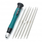 Multi-Function Screwdriver Set - Green + Black