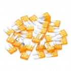 5A Car Power Fuse (30-Piece Pack / Size-S)