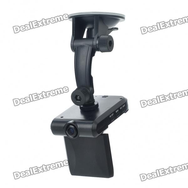 1.3MP Wide Angle Digital Car Mini DVR Camcorder w/ AV-Out/SD (2.5