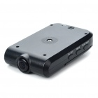 "1.3MP Wide Angle Digital Car Mini DVR Camcorder w/ AV-Out/SD (2.5"" LCD)"