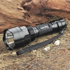 FandyFire C8 CREE XM-LT6 1-Mode 700-Lumen White LED Flashlight w/ Strap (1x17670/1x18650/2x16340)