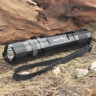 FandyFire 2130 CREE XM-LT6 3-Mode 900-Lumen White LED Flashlight w/ Strap (1 x 17670 / 1 x 18650)