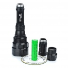 UltraFire AK-800-T60 2-Mode 1200-Lumen White LED Flashlight (2 x 18650)