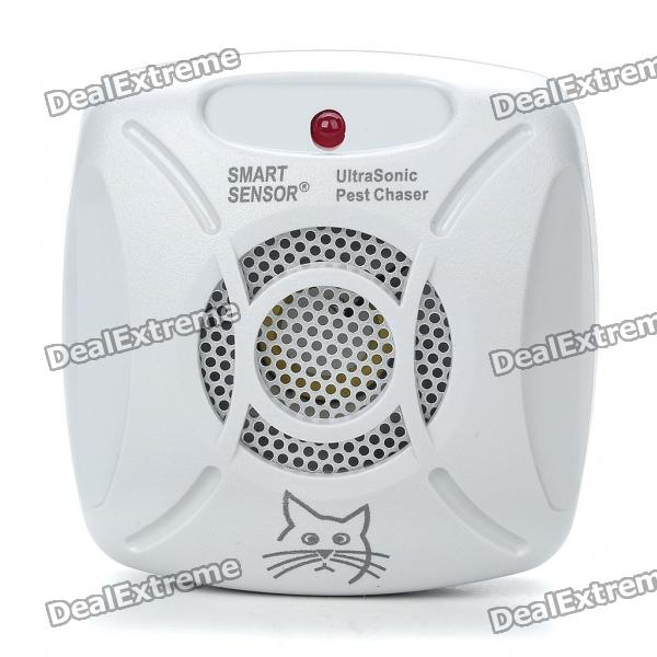 Electronic Ultrasonic Mouse Repeller (220V/US Plug)