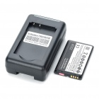 Replacement 3.7V 1200mAh Battery + Charger for BlackBerry 8520/8700/8300/8320/8310