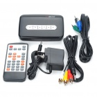 1080P Full HD Media Player with YPrPb/AV/USB/SD/MMC