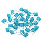 15A Car Power Fuse (30-Piece Pack)