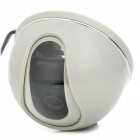1/3 Sharp CCD Surveillance Security Camera - White (DC 12V)