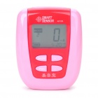 "1.5"" LCD Digital Muscle-Care Massager - Pink (3 x AAA)"