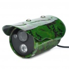 1/3 CCD Waterproof Surveillance Security Camera w/ IR Array LED Night Vision (DC 12V)
