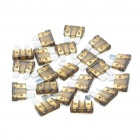 7.5A Car Power Fuses (20-Piece Pack)