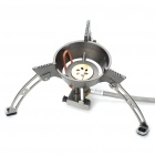 Outdoor Camping Mini Portable Butane Gas Stove