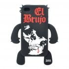 Creative Protective TPU Case for iPhone 4 - Black