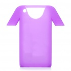 Creative Protective Adidas T-Shirt Style Silicone Case for Iphone 4 - Purple
