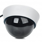 1/3 Sony CCD Surveillance Security Camera - White + Black (DC 12V)