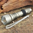 UltraFire A9-T60 CREE XM-L-T6 3-Mode 910-Lumen White LED Flashlight w/ Strap (1 x 18650/1 x 17670)