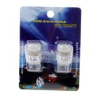 18-LED DC 12V Vehicle Signal Lamp (LED branco)
