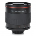 500mm F/6.3 Telephoto Mirror Lens