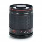 500mm F/8.0 Telephoto Mirror Lens