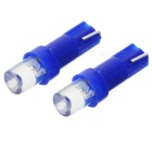 DC 12V Vehicle Blue-LED Bulb Lamp