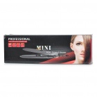 Mini Professional Hair Straightener - Deep Pink (110~220V)