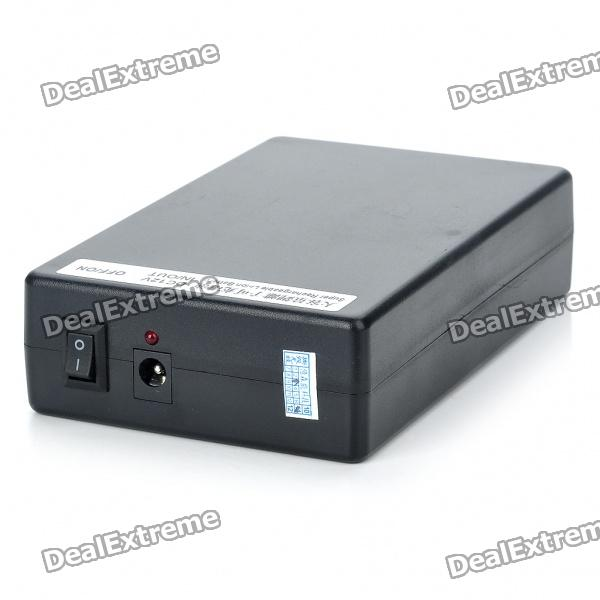 12V 6000mAh Rechargeable Portable Emergency Power Li-ion Battery