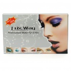 Portable Cosmetic Make-Up 120-Color Eye Shadow Palette