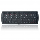 Portable Wireless Teclado plegable Bluetooth V2.0 - Negro