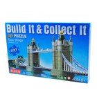 3D Puzzle (London Tower Bridge)