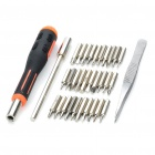Handy Precision Maintenance Tool Screwdrivers Set (33-Piece)