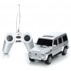 Mercedes-Benz G55 1:24 4-CH R/C Model Car (40MHz/3xAA + 2xAA)