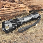UltraFire SF-22-T60 XM-LT6 5-Mode 910-Lumen White LED Memory Flashlight - Black (1 x 18650)