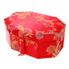 Exquisite Oriental Jewelry Case (Color Assorted)