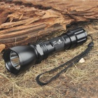 UltraFire 18WG-T60 XM-LT6 5-Mode 910-Lumen White LED Memory Flashlight - Black (1 x 18650)