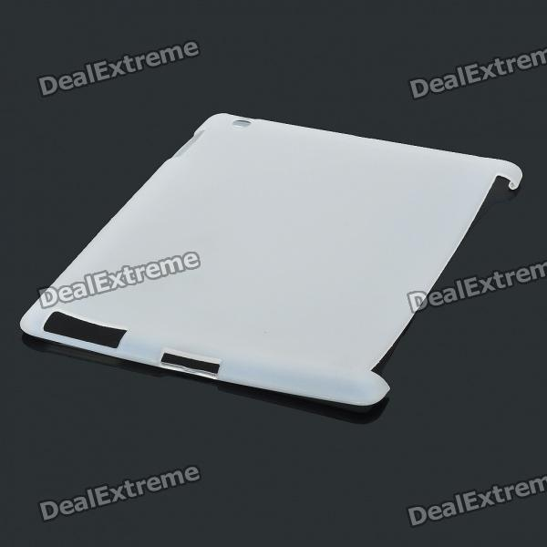 Protective TPU Cover for Ipad 2 - Translucent