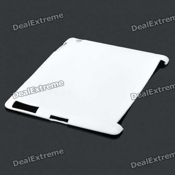 Protective TPU Cover for Ipad 2 - White