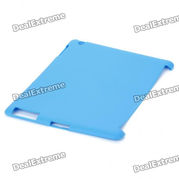 Protective TPU Cover for Ipad 2 - Blue